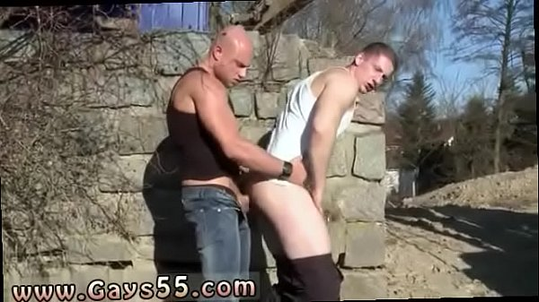 Gay police, Anal porn