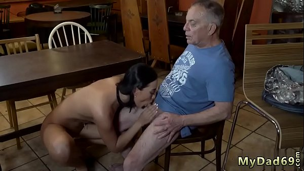 Spanked, Old man fuck