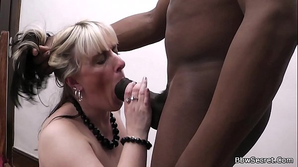 Black woman, Tit fuck, Caught