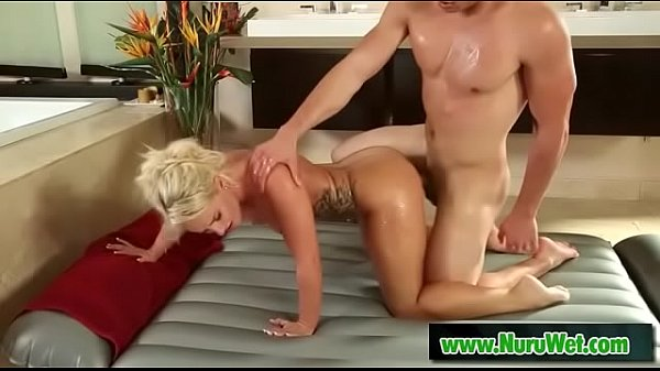 Nuru massage, Massage sex