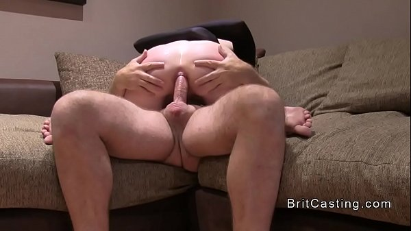 Casting, Tied, Casting anal, Tied up fuck, Anal casting