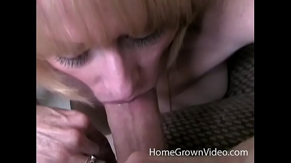 Mature homemade, Mature blond