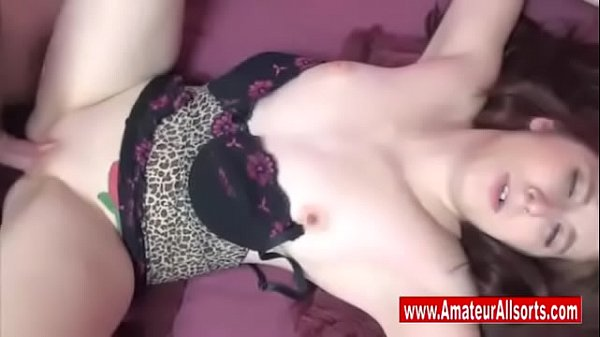 Small tits, British amateur