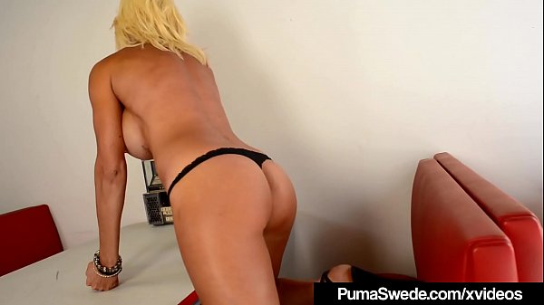 Blonde pussy, Amazons