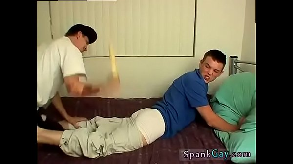 Spanked, First