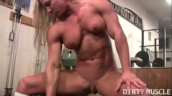 Big clit, Bodybuilder, Bodybuilding, Big clits