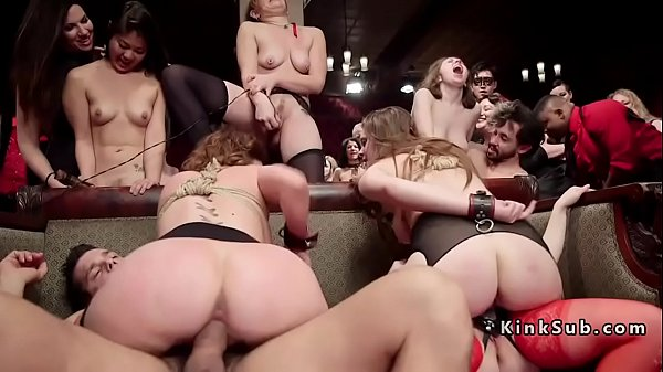 Orgy, Orgy party, Mistress
