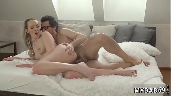 Wife husband, Anal old young