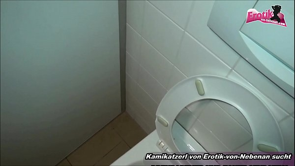 Toilet, Schoolgirl, German