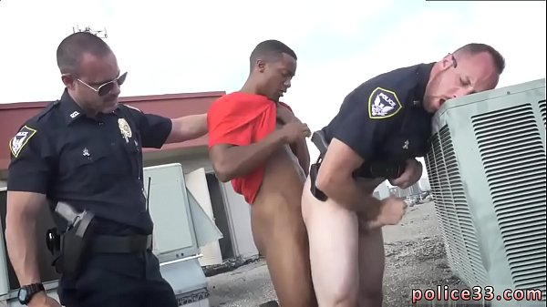 Cops, Hairy gay