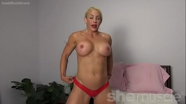 Big tit, Bodybuilder, Bodybuilding
