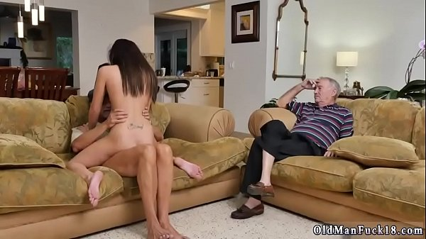 Young girls, Old hairy, Old and young, Babysitter