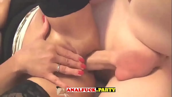 Piercing, Black pussy, Anal party