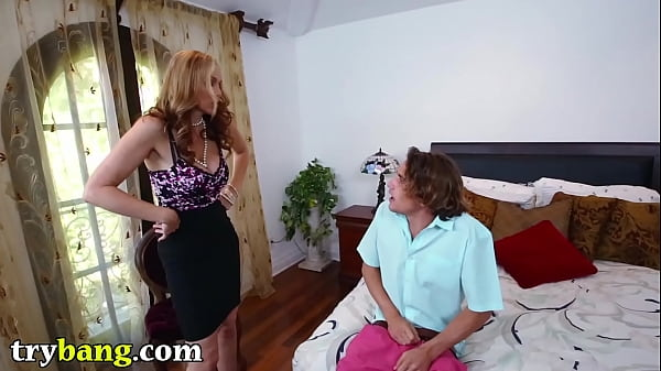 Anne, Julia ann, Step son, Julia