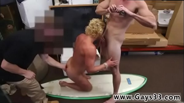First time, Muscle gay, Blonde