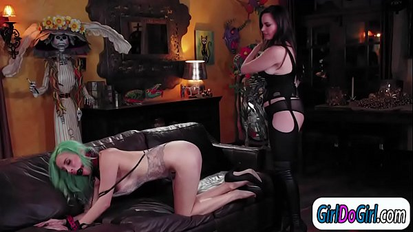 Whipping, Dominatrix