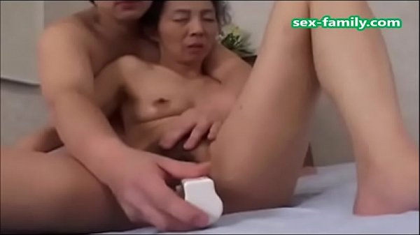 Family, Japanese family, Asian granny, Asian sex