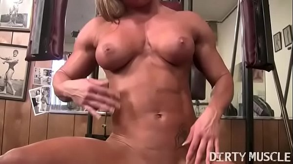 Big clit, Bodybuilder, Rip, Muscle female, Bodybuilding, Big clits