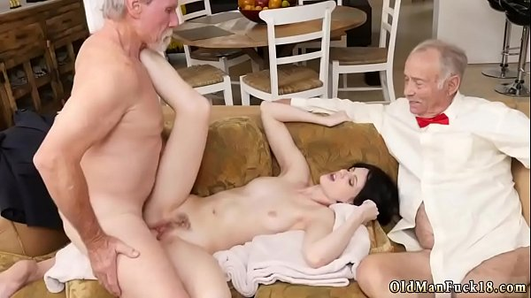 Wife husband, Wife anal, Old goes young, Anal old young