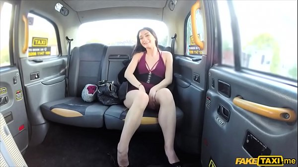 Heels, Taxi anal, Fake taxi anal